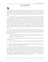 TỔ CHỨC HẠCH TOÁN NGUYÊN VẬT LIỆU TẠI XÍ NGHIỆP ĐẦU MÁY HÀ NỘI