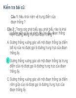 Hai duong thang song song