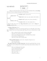 Grammar - 12 tenses+exercises