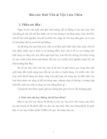 Sinh Viên & Việc Làm Thêm