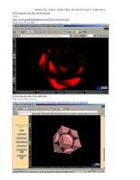 XEM CẤU TRÚC TINH THỂ 3D VỚI PLUGIN CORTONA
