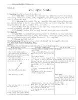 Chương I.Tiết 1,2 Hình học 10 nc