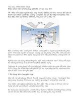 Khắc phục suy giảm thị lực do máy tính