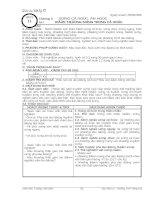 Chương 2: Sóng cơ học, âm học
