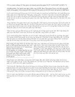 Tư liệu bài 5: Sách trắng về tôn giáo của Việt Nam