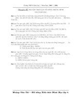 Chuyên đề về đường trung bình