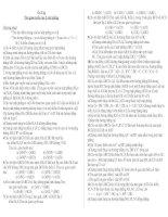 150 BÀI TẬP ÔN HÌNH KHÔNG GIAN