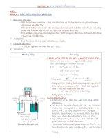 Nội dung bài giảng Hóa 12NC - Bài 20 (GV soạn thêm phần làm việc với HS)
