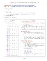 Chuong 8 (Kim Loai Cac PNC Nhom I, II, II) - Tiet44 - KimLoaiPNCNhomI(KLK)
