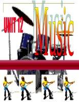 Unit 12: Music. Reading