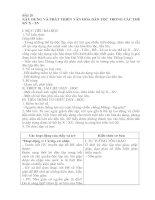Giáo án Lịch sử lớp 10 (Từ bài 21 đến bài 40).