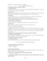lý thuyết & bài tập 10 Cb
