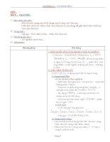 Bài giảng Hóa 12 - Bài 5 (GV soạn thêm phần làm việc với HS)