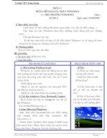 Giao án tin học 12 (Powerpoint-Excel) -Lê Văn Trường