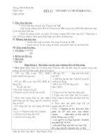 giao an sinh 8 ki II nam 08-09