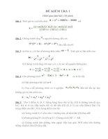 3. Đề thi HSG toán 9