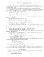 MỘT SỐ ĐIỂM CHƯA CHÍNH XÁC CỦA SÁCH GIÁO KHOA VÀ SÁCH GIÁO VIÊN HÓA 10 NÂNG CAO