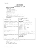 Giáo án môn Ngữ Văn Lớp 7 (từ tiết 59)