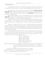 Sáng kiến kinh nghiệm: Một số chủ đề tự chọn Toán 9