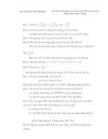 Đề thi HSG toán lớp 9 có đáp án đề 43