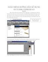 Giáo trình Outlook Express