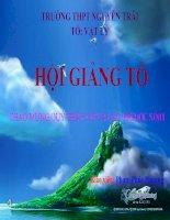 DONG DIEN TRONG KIM LOAI(HG)
