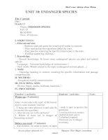 Giáo án Anh 12 Unit 10, 11(chuẩn)