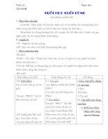 Ngữ Văn 6 tuần 23