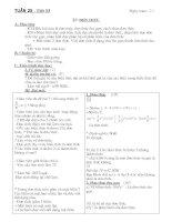 Giáo án đại 7(tuần 25-35)