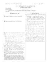 Văn tế nghĩa sĩ Cần Giuộc (T3)