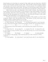 20 bài reading (quetions)