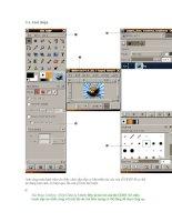 Hướng dẫn phần mềm GIMP