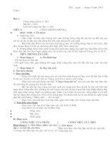 Giáo án ngữ văn 7 tập 1