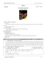 Văn 6, tuần 2 - 3 cột (N.Hàn)