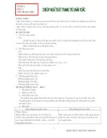 Bài 1: Chép họa tiết dân tộc - Bài 2: Sơ lược mt VN thời cổ đại