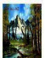 Tiết 161-162 Bắc Sơn ngữ văn 9 học kỳ 2