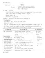 Bài soạn Ngữ văn 9 HKI tuần 4