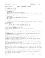 Bài 2 Tiết 5 : Thực hiện pháp luật