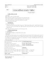 Giáo án Ngữ văn 6 (Cả năm) - Ngoc Hà