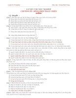 Ôn chương 3 Lí 12 cơ bản ( trắc nghiệm )