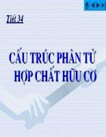Cấu trúc phân tử HCHC
