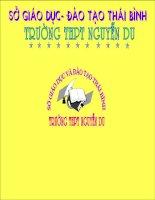 Bài 25 : TÌnh hình chính trị, kinh tế, văn hóa dưới triều Nguyễn.