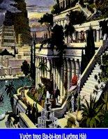 Bài 4: Các quốc gia cổ đại phương Tây: Hy - lạp và Rô - ma