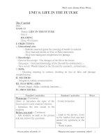 Giáo án Anh 12 Cb Unit 8, Test C, 9 (chuẩn)