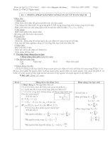 Bài 11: Phương pháp giải bài toán về toàn mạch