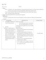 Bài soạn Ngữ văn 9 HKII tuần 23-24