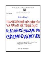 Ban co muon song thu
