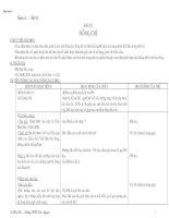 Bài soạn Ngữ văn 9 HKI tuần 10-11