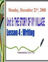 English 10-writing