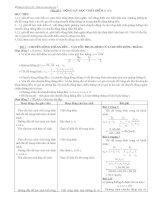 giáo án vật lý lớp 10